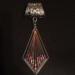 Jewelry - Scarf Pendant